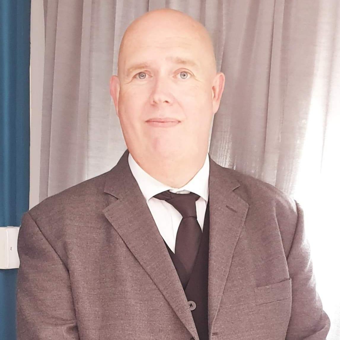 Martin Keightley