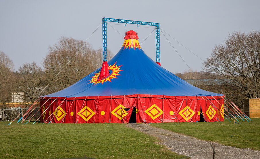 The show goes on for Hailsham based Circus Arts School